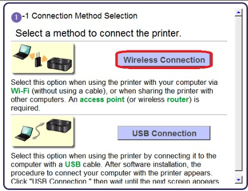 How Do I Connect My Laptop To My Wireless Canon Printer?